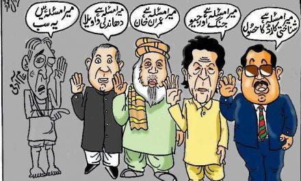 سوات کی سیاسی صورتحال