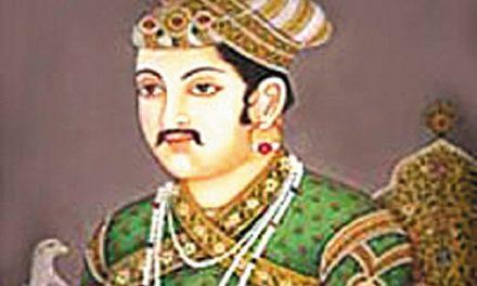 چودہ اکتوبر، شہنشاہ جلال الدین اکبر کا یومِ پیدائش
