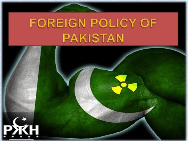 گھاس چرتی خارجہ پالیسی