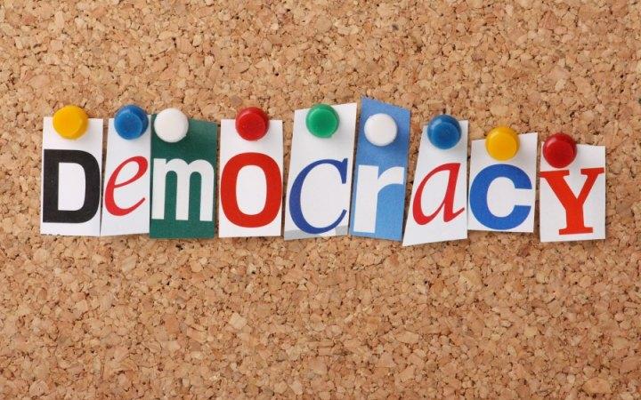 جمہوریت کا قیام، قیامت کی نشانی