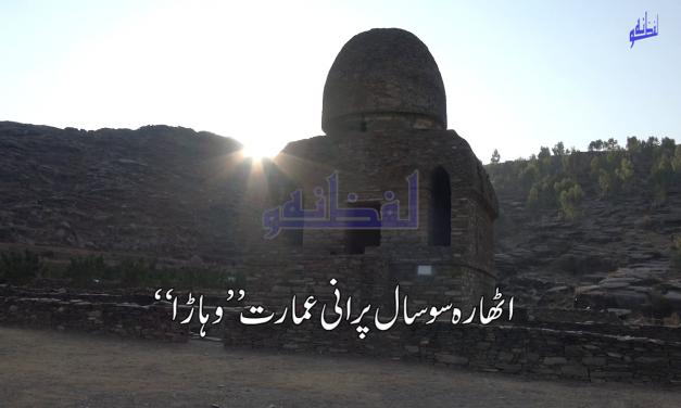 جنوبی ایشیا کی اپنی نوعیت کی قدیم ترین عمارت (وہاڑا)
