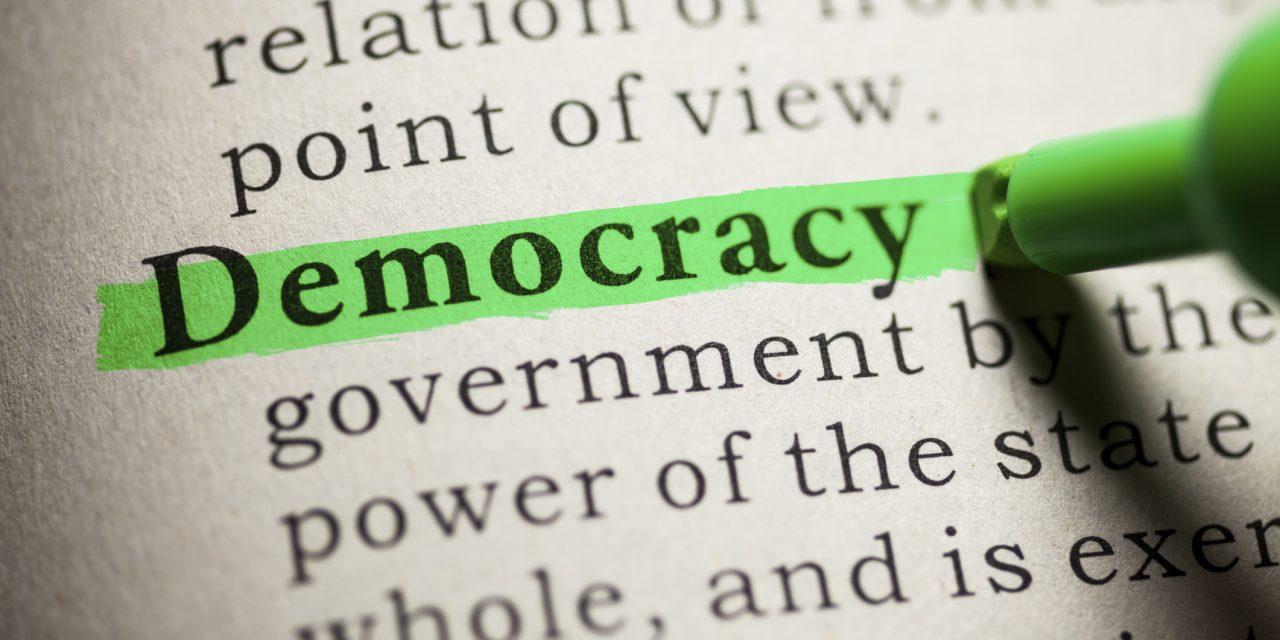 جمہوریت کا بیانیہ