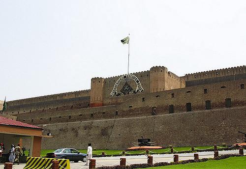 قلعہ بالاحصار