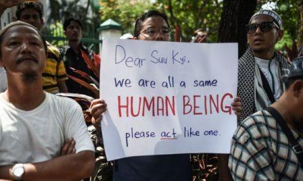 روہنگیا مسلمان ہم سب کی ذمہ داری ہیں