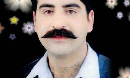 شہید حبیب اللہ کی یاد میں