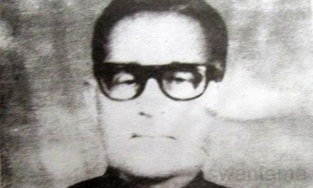 ملک شیر محمد خان المعروف وزیر مال (مرحوم) کی یاد میں