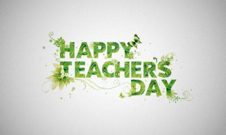 عالمی یومِ معلم اور ہم