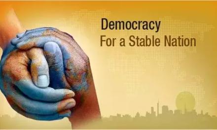 جمہوریت میں عوامی کردار