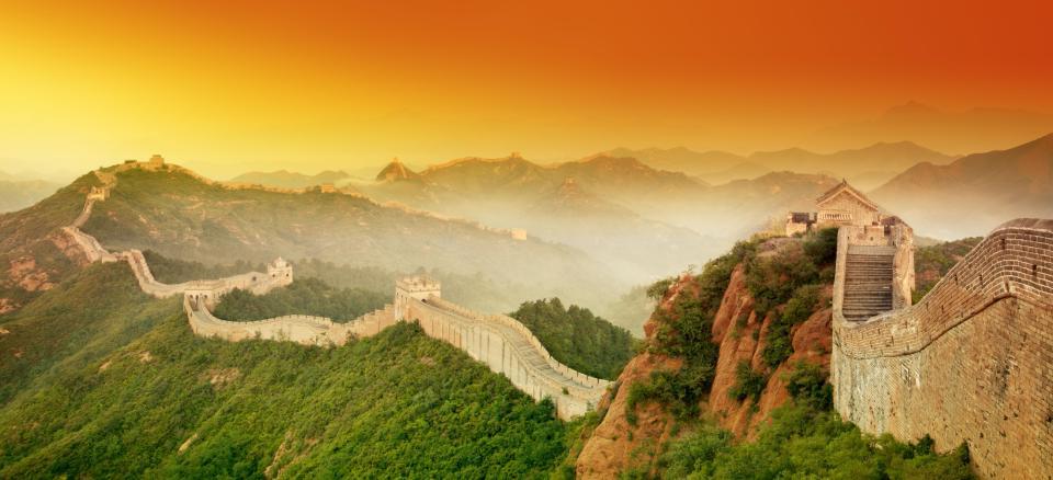چاند سے بھی دکھائی دینے والی دنیا کی سب سے لمبی دیوار