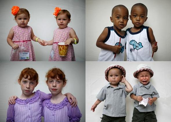 کیا آپ جانتے ہیں کہ کچھ جڑواں بچے اپنی بولی خود ایجاد کرتے ہیں؟