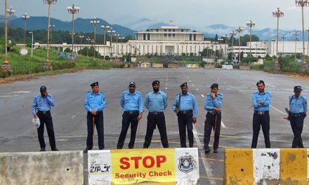 اسلام آباد کا ایک اور محاصرہ