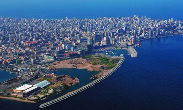 بیروت میں تین دن