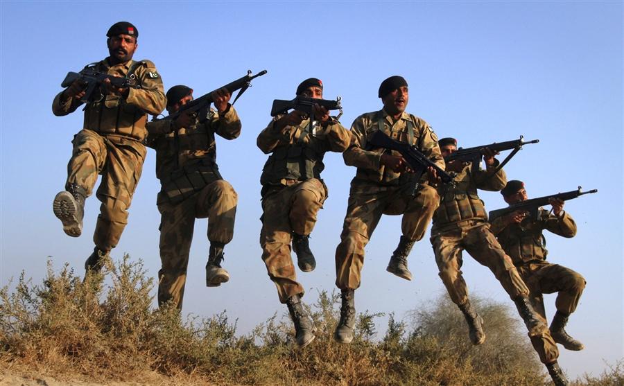 پاکستان کو درپیش سیکورٹی چیلنجز