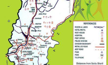سوات کے انتظامی تقسیم کار کا تاریخی جائزہ (آخری حصہ)