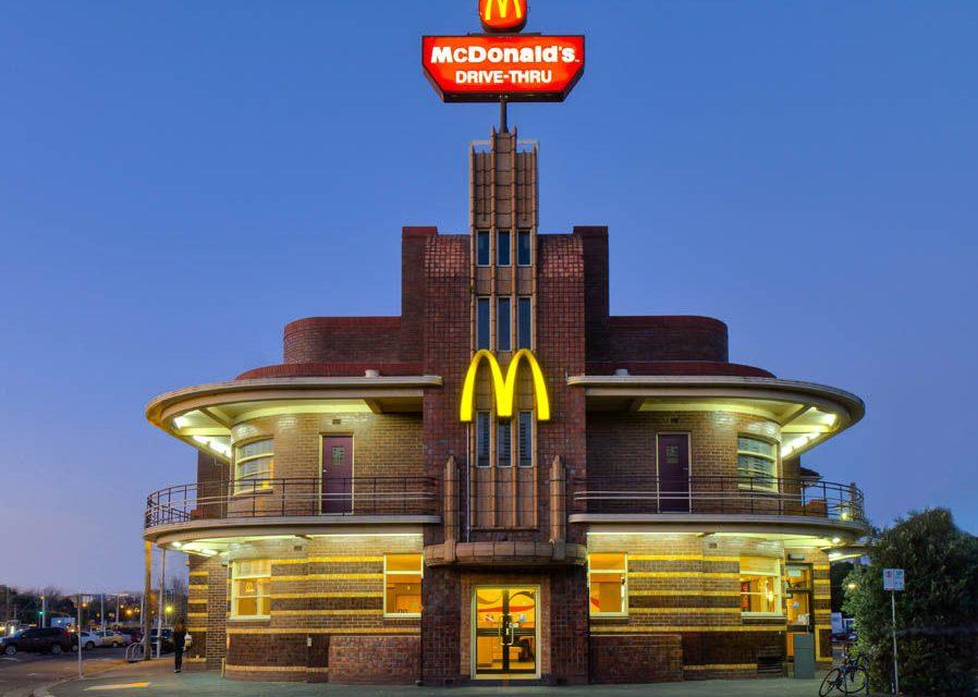 بہت کم لوگ McDonald's کے اس ریکارڈ سے واقف ہیں