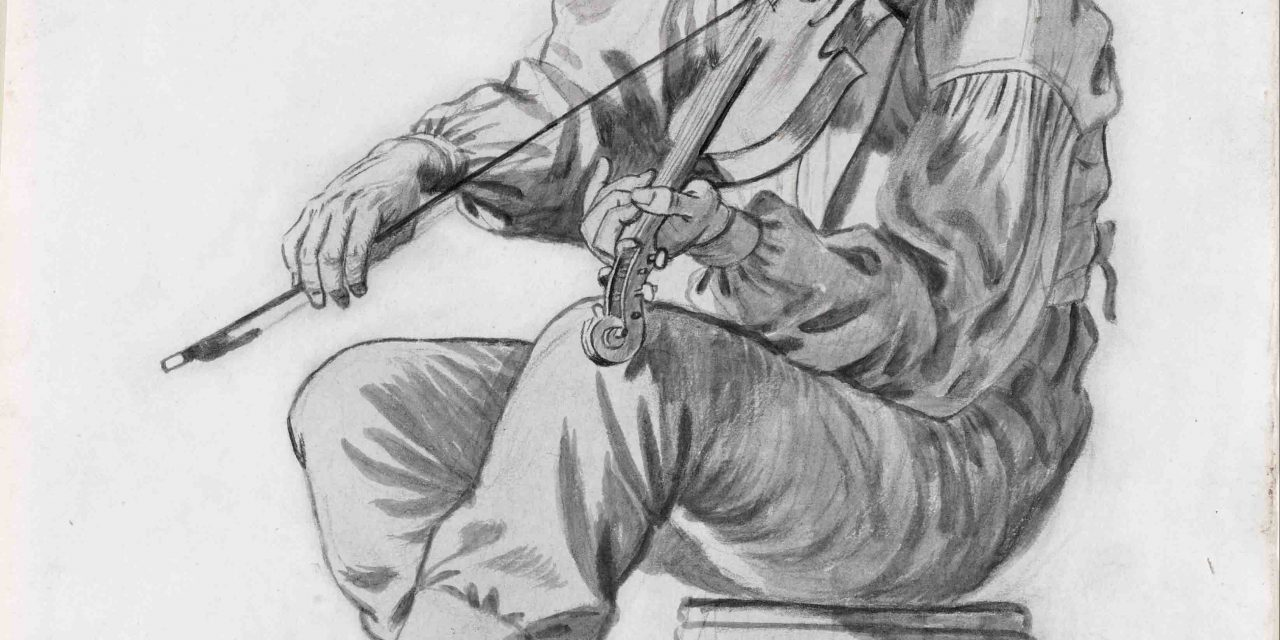 مست مولا (خاکہ)