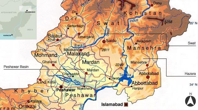سوات کو تقسیم کرنے کی سیاسی سازش