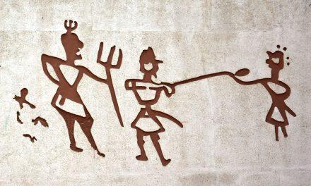 تین ہزار سال پرانی پینٹنگز