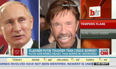 روسی صدر پیوٹن، چک نورس سے زیادہ مضبوط ہیں، تحقیق