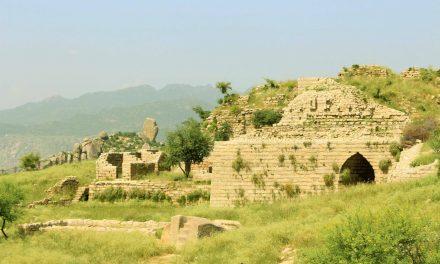 رانی گٹ کے 2000 سال قدیم آثار
