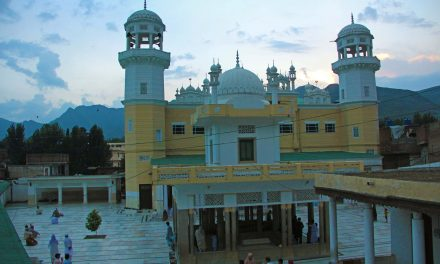 سوات کے روحانی سرپرست، سیدو بابا