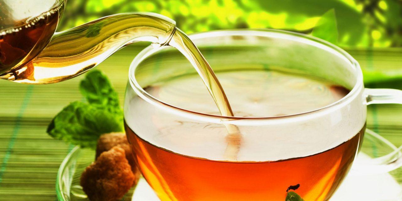 سبز چائے کا ایک ناقابلِ تردید فائدہ