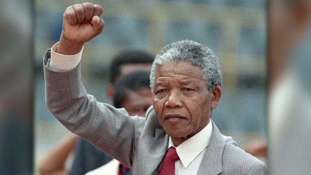 گیارہ فروری، جب نیلسن منڈیلا رہا ہوئے