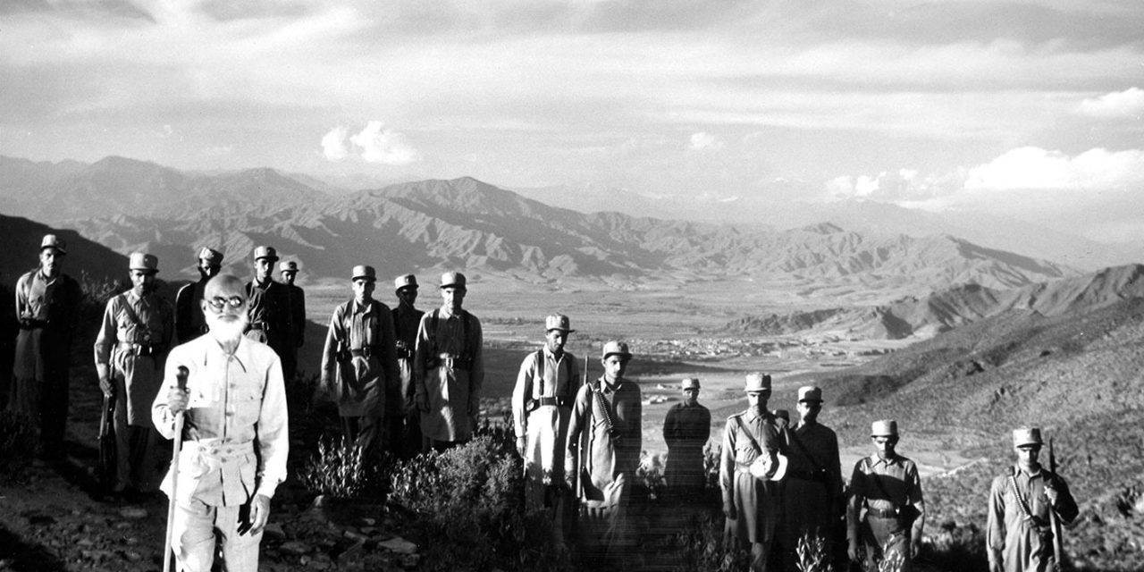 ریاستِ سوات کی فوج کا انتظامی ڈھانچہ