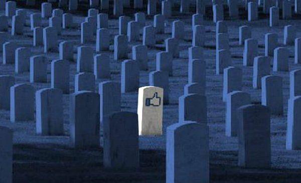 """دنیا کا سب سے بڑا قبرستان """"فیس بُک"""" ہے، تحقیق"""