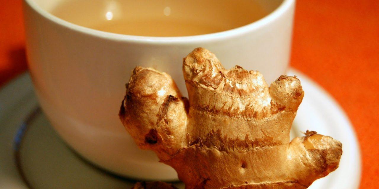 ادرک کی چائے ذہنی دباؤ ختم کرتی ہے، تحقیق