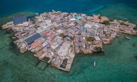 یہ ہے دنیا کا گنجان آباد جزیرہ
