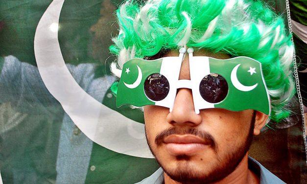 فکر نہ پریشانی، کیوں کہ ہم ہیں پاکستانی