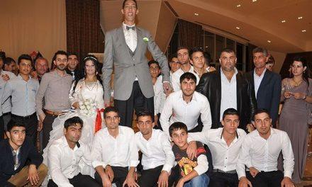 سلطان کوسن دنیا کا لمبا ترین زندہ آدمی