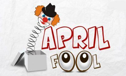 خبردار، آج اپریل فول ہے