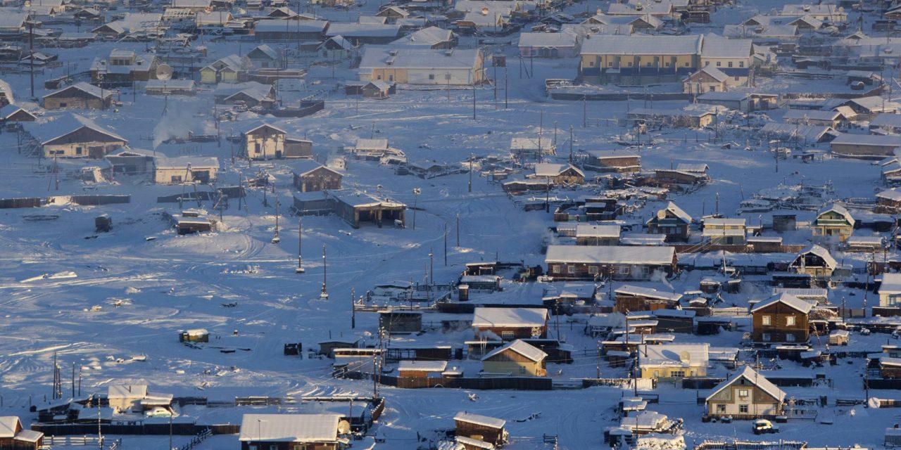 یہ ہے دنیا کا سرد ترین گاؤں