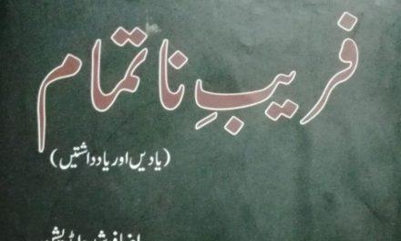 جمعہ خان صوفی اور پختونوں کا پاکستان