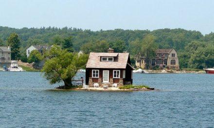 دنیا کا سب سے چھوٹا جزیرہ