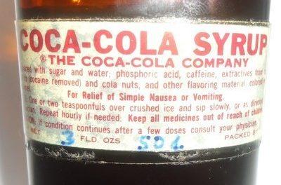 اُنتیس مارچ، جب کوکا کولا کو دماغی ٹانک کے طور پر پیش کیا گیا