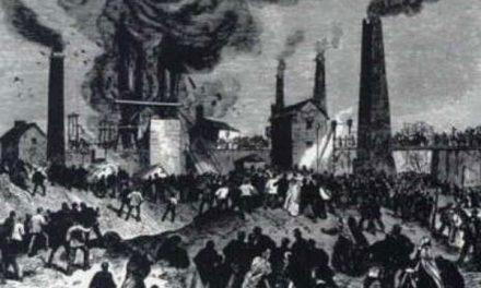 26 اپریل، کوئلے کی کان کی تاریخ کا ہولناک حادثہ ہوا