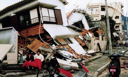 سترہ اپریل، جب جاپان پر قیامتِ صغریٰ ٹوٹ پڑی