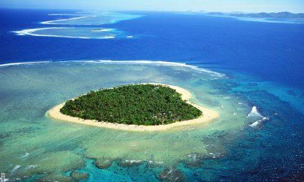 دنیا کے خوبصورت ترین جزیروں میں سے ایک