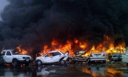 بارہ مئی، جب کراچی خون میں نہایا