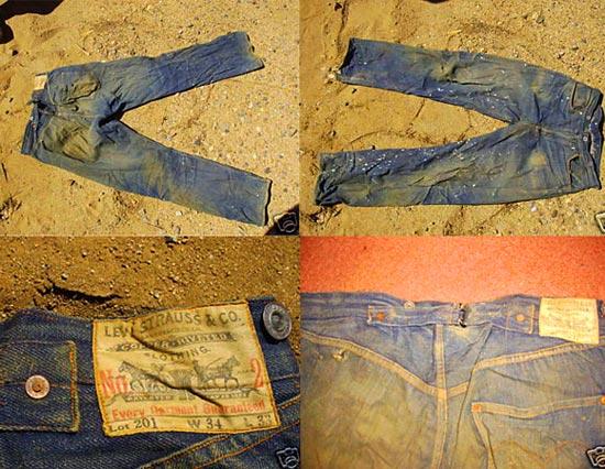 بیس مئی، جب ملبوسات کی دنیا میں جینز کا اضافہ ہوا
