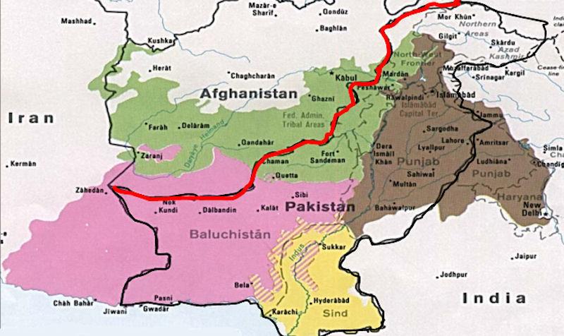 فاٹا، پاک افغان سرحد: غلط فہمیاں اور حقائق