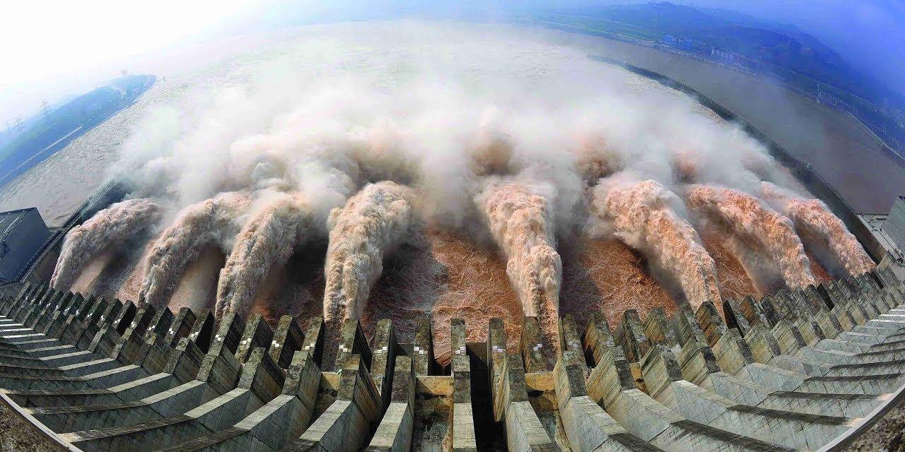 دنیا کی گردش پر اثر انداز ہونے والا ڈیم