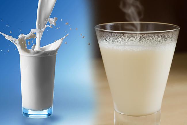 کم خوابی کا علاج ایک گلاس گرم دودھ