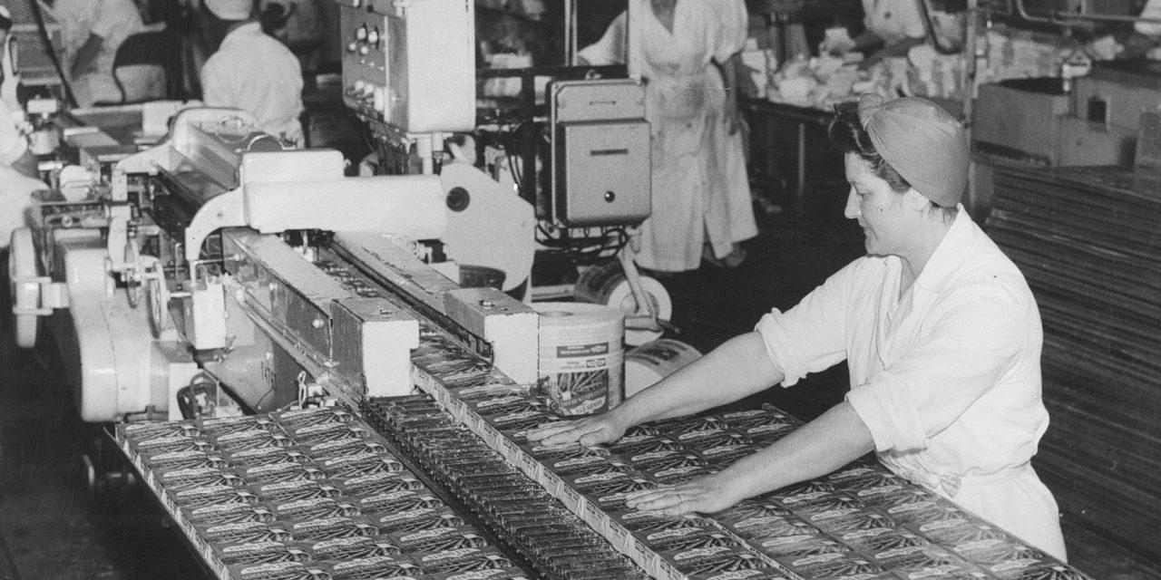 6 جون، جب پہلی بار منجمد خوراکی اشیا بازار میں بیچی گئیں