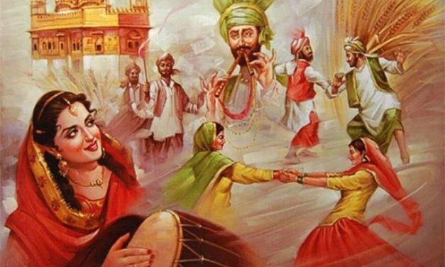 پنجابی تہذیب و تمدن کا ادبی اظہار