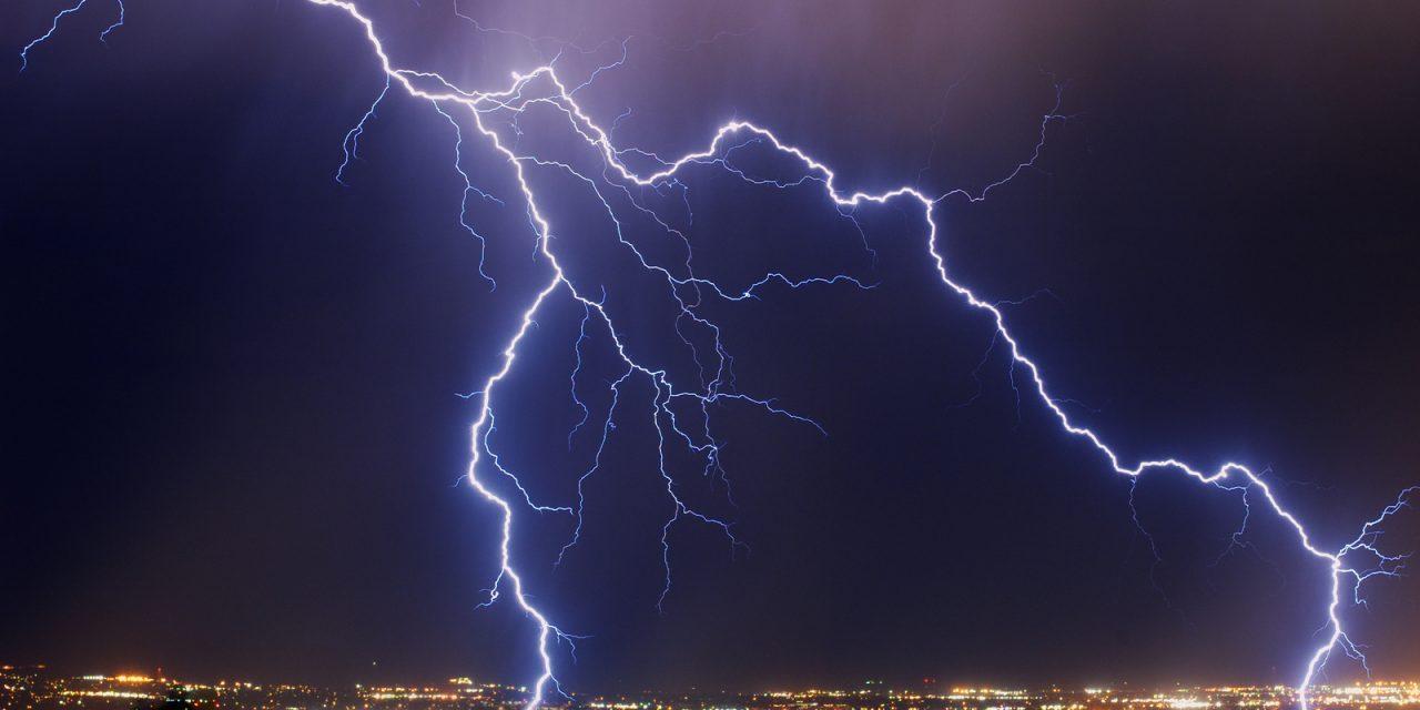 آسمانی بجلی بارے عجیب و غریب معلومات