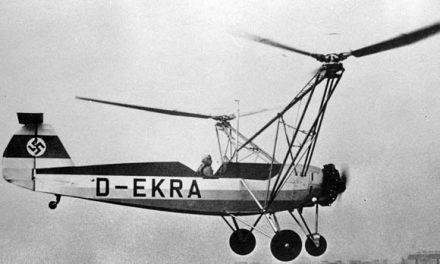 چھبیس جون، جب تاریخ کے پہلے ہیلی کاپٹر نے اڑان بھری